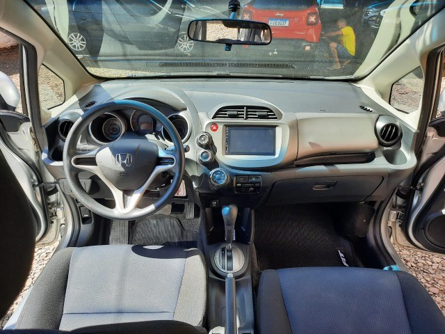 Honda Fit LX 1.4 AT - Foto 11