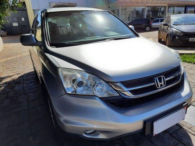 HR-V 2.0 LX 4X2 16v AUTOMAT 2011/2011 - Foto 4