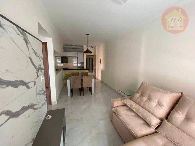 Apartamento com 2 dormitórios à venda, 70 m² por R$ 359.000 - Tupi - Praia Grande/SP - Foto 15
