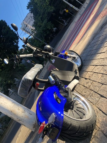 Scooter Eletrica 3000w Premium - 25AH - Foto 6