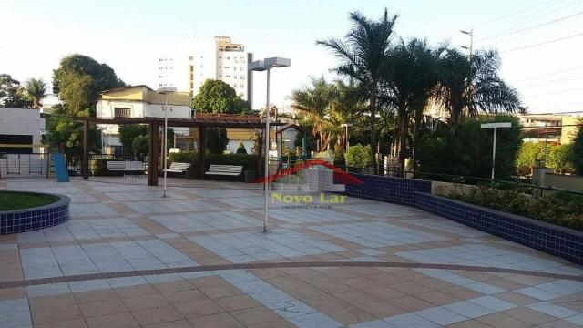 Apartamento com 3 dormitórios para alugar, 113 m² por R$ 1.800,00/mês - Fátima - Fortaleza - Foto 6