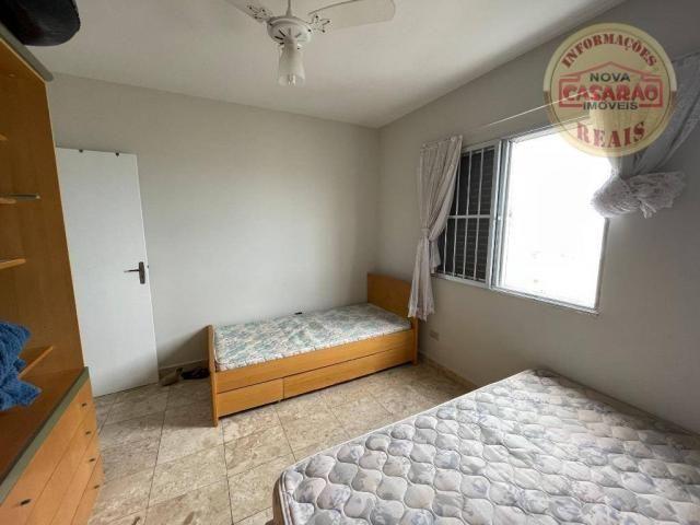 Apartamento com 2 dormitórios à venda, 72 m² por R$ 330.000 - Guilhermina - Praia Grande/S - Foto 18