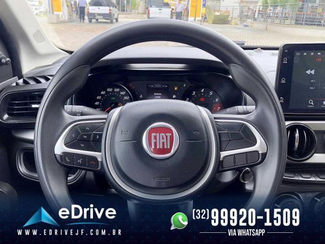 Fiat Argo Drive 1.0 6V Flex - IPVA 2021 Pago - 4 Pneus Novos - Sem Detalhes - 2020 - Foto 13