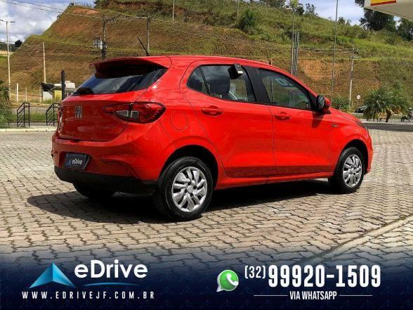 Fiat Argo Drive 1.0 6V Flex - IPVA 2021 Pago - 4 Pneus Novos - Sem Detalhes - 2020 - Foto 7