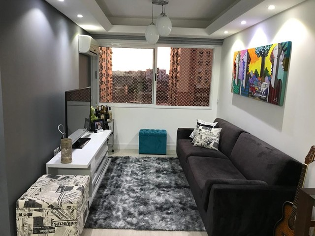 Apartamento 3 Dormitórios, todo mobiliado - MARAVILHOSO  - Foto 4