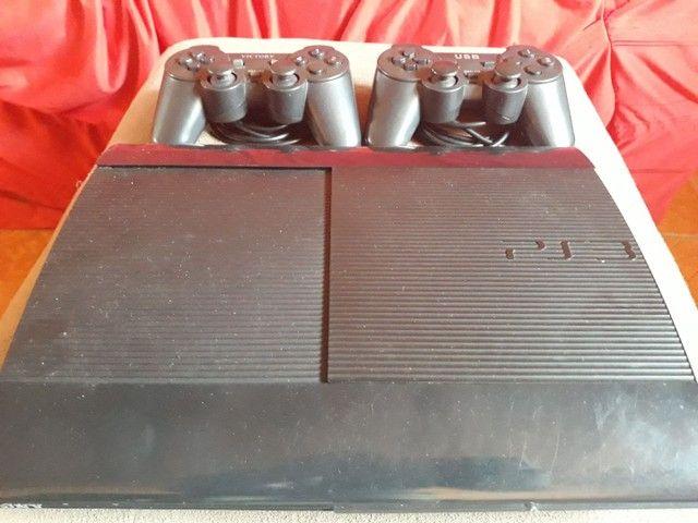 PlayStation 3 muito conservado  - Foto 3