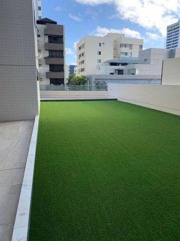 JS- Lindo apartamento na beira mar de Casa Caiada com 95m² - 03 Suítes - Foto 7