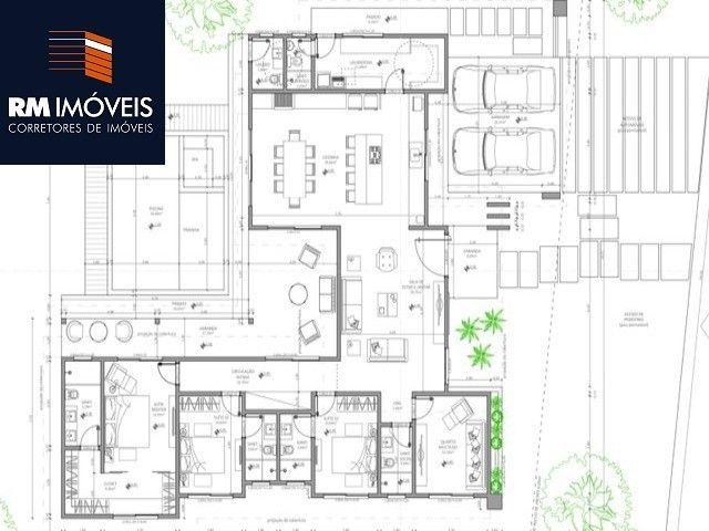 Casa de condomínio à venda com 4 dormitórios em Busca vida, Camaçari cod:RMCC1320 - Foto 6