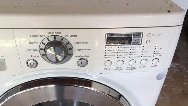 máquina de lavar e secadora  - Foto 2