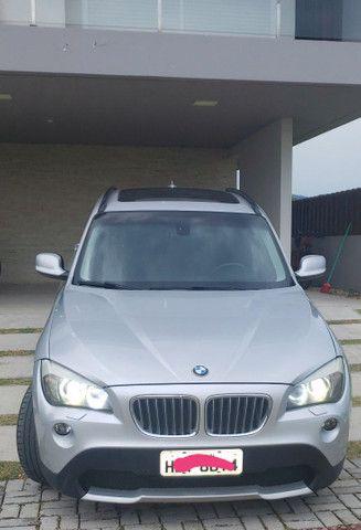 Bmw X1 , 4x4 , aceita troca maior valor BMW X5, GLC 250, Range Rover , Audi,Cayenne - Foto 9