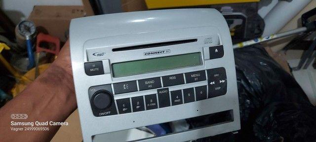 Rádio original fiat strada e Siena c Bluetooth e USB. funcionando perfeitamente