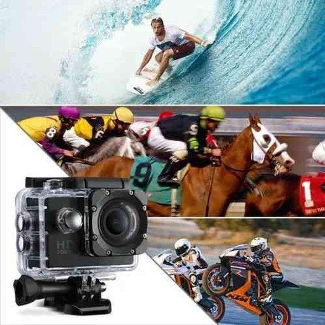Câmera Go Pro Sport 1080p - Foto 3