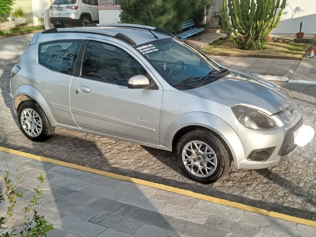 FORD KA 2012 CLASS - COMPLETO EXTRA - Foto 4