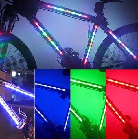 Led decorativo bicicleta Bike LL81214 1.5m 15 Led