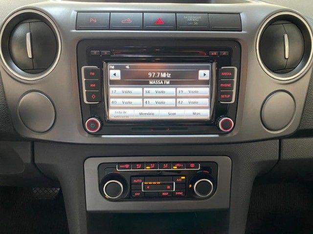 2016 Volkswagen Amarok Highline CD 2.0 4X4 Diesel AUT - Foto 11