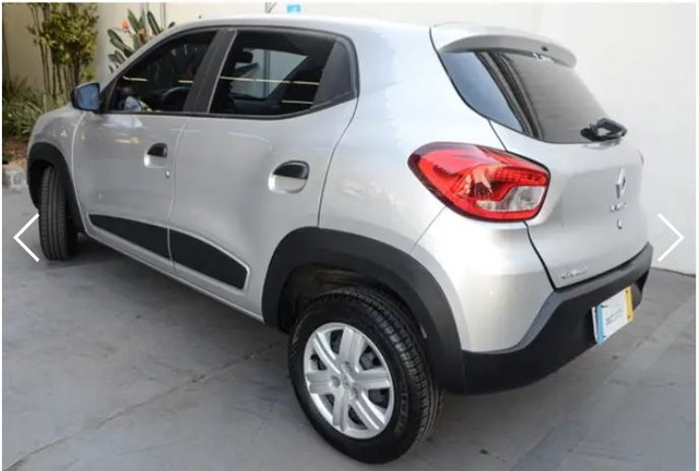Renault Kwid 1.0 Zen 2021 -Único dono! Garantia de Fábrica! - Foto 4