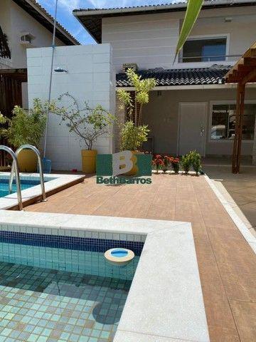 Casa em Condomínio para Locação em Lauro de Freitas, Centro, 4 dormitórios, 3 suítes, 4 ba - Foto 4