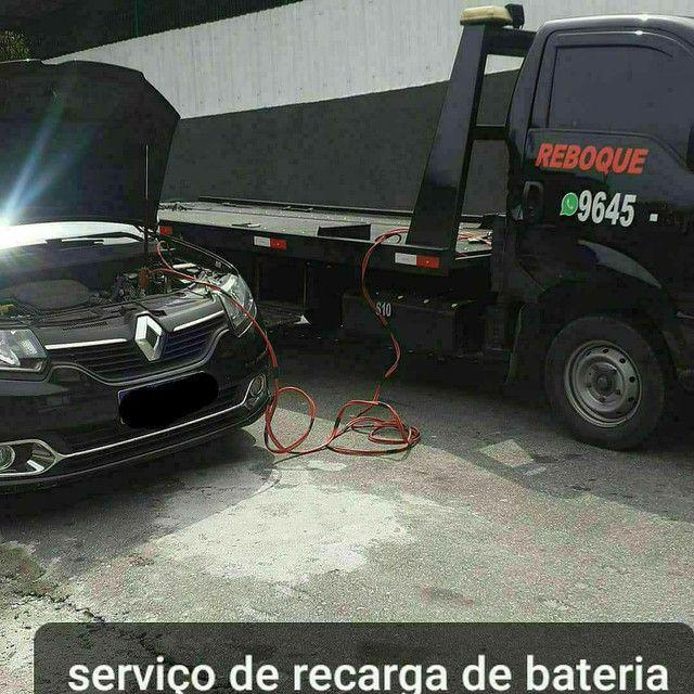 FR REBOQUES serviços de reboques e recargas de bateria  - Foto 4