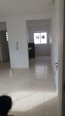Vende apartamento 2 quarto ou troca  em uma chácara  - Foto 2