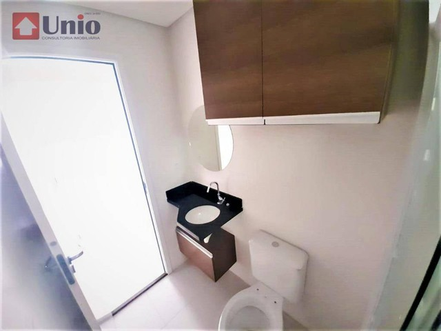 Apartamento com 3 dormitórios à venda, 72 m² por R$ 164.000 - Morumbi - Piracicaba/SP - Foto 13