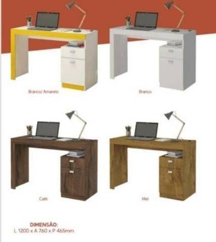 Semana Promocional - Mesa estudo Melissa// Embalado fabrica