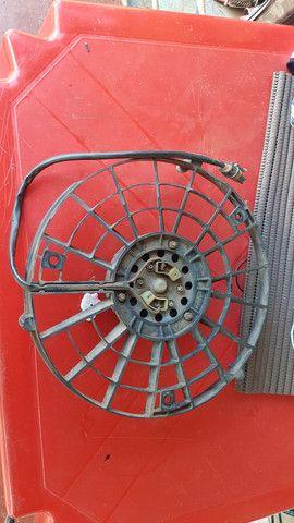 eletro ventilador s10 2010. funcionando  - Foto 2