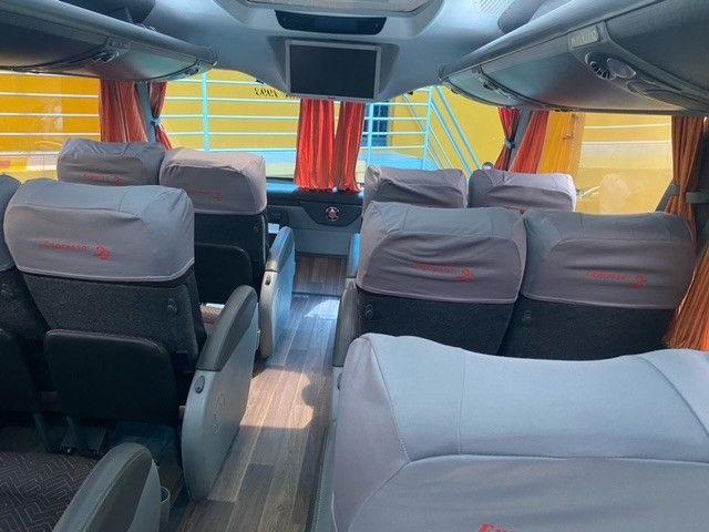 Onibus DD New G7 Scania 2018 - Foto 8