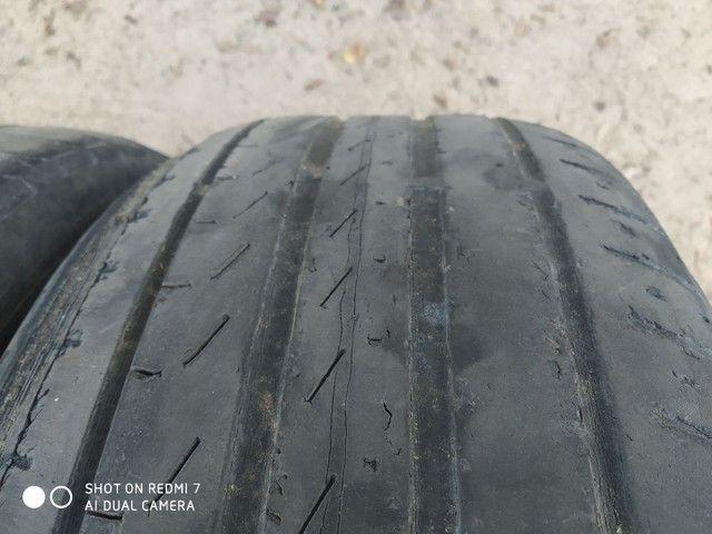 Pneu 215/50 R17 2 Pirelli e 1 Ovation - Foto 6
