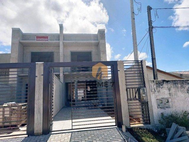 Sobrado com 3 dormitórios à venda, 100 m² por R$ 289.000,00 - Sítio Cercado - Curitiba/PR