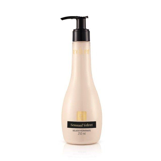 Loção Hidratante Desodorante Corporal Sensual Velvet 250ml