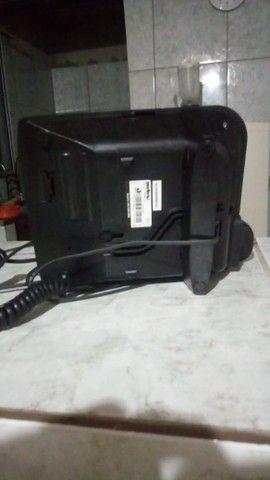 telefone fixo intelbras TC 60  ID  - Foto 2