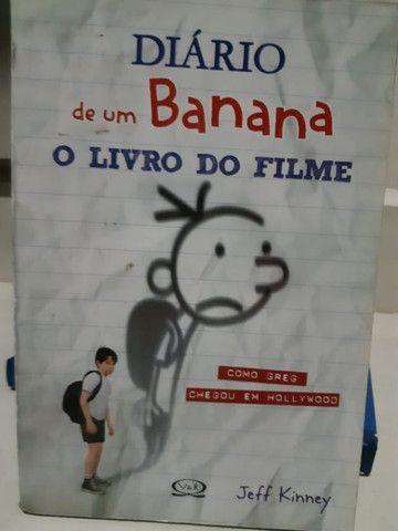 Diário de um banana-Coleção completa - Foto 4