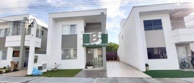 Casa em Condomínio para Venda em Camaçari, Abrantes, 4 dormitórios, 1 suíte, 3 banheiros,  - Foto 4