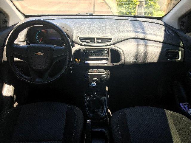 Chevrolet/onix mi lt 1.0 completo - Foto 8