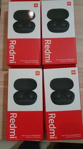 Xiaomi redmi airdots 2 fone de ouvido sem fio gamer preto
