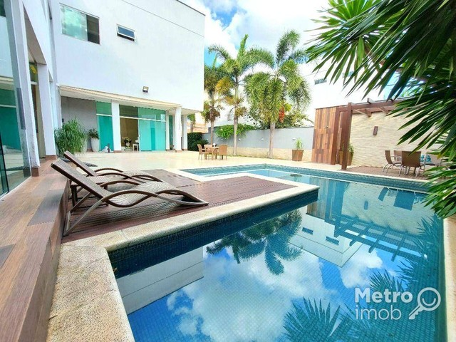 Casa de Condomínio com 5 quartos à venda, 600 m² por R$ 4.800.000 - Cohama - São Luís/MA - Foto 2
