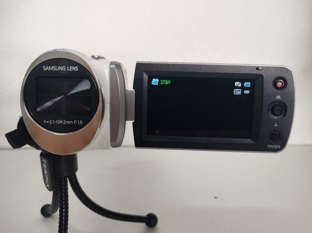 Câmera HD Samsung - Foto 2