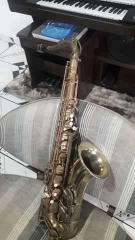 SAX saxofone tenor desplacado  - Foto 3