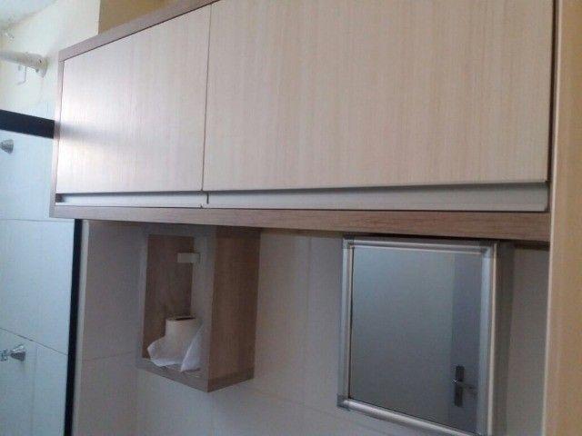 Apartamento 2 quartos todo Mobiliado - Foto 9