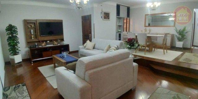 Apartamento com 3 dormitórios à venda, 155 m² por R$ 950.000,00 - Gonzaga - Santos/SP