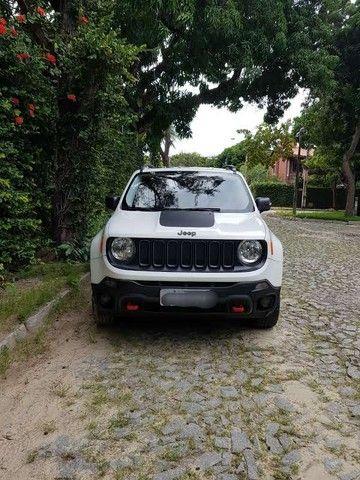 Jeep Renegade Trailhawk 2.0 turbo diesel 4x4 automático particular muito novo