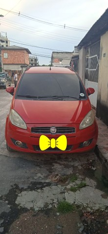 Fiat Idea attractive 1.4 2013/2013