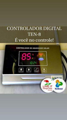 """Controlador Digital TEN 8, """"O ORIGINAL"""""""