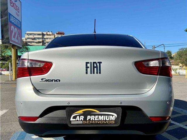 Fiat Grand siena 2020 1.0 evo flex attractive manual - Foto 8