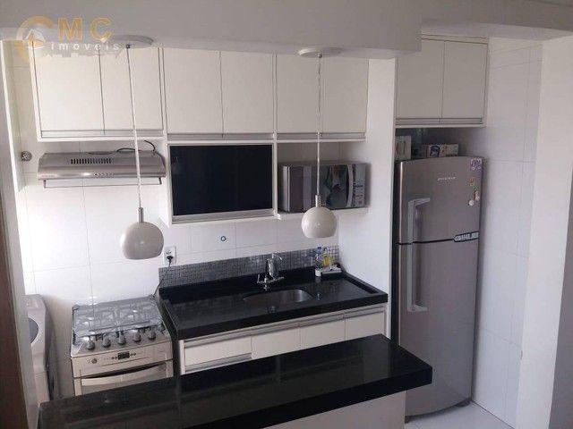 Apartamento com 2 dormitórios à venda, 53 m² por R$ 265.000 - Jardim Nova Europa - Campina - Foto 16