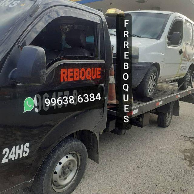 FR REBOQUES serviços de reboques e recargas de bateria  - Foto 3