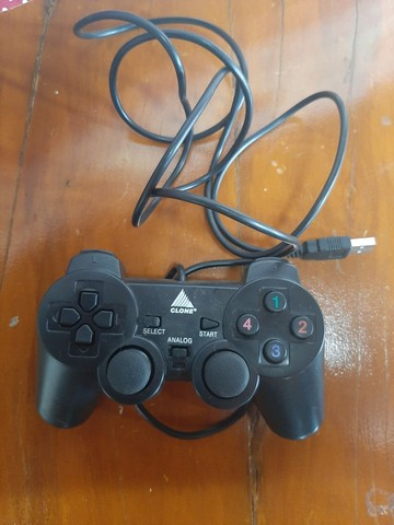 Controle PlayStation 2 - Foto 2