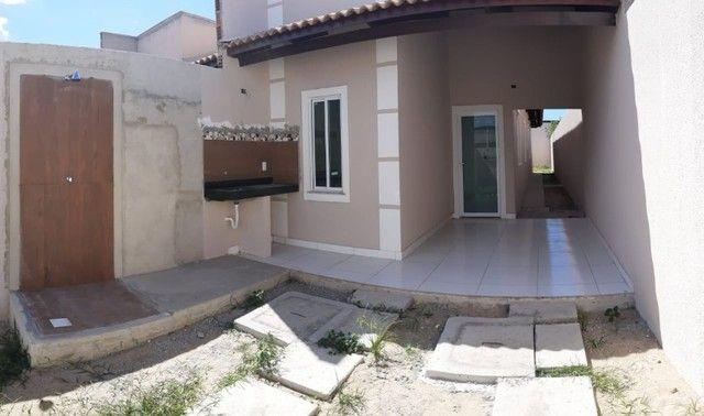 Lindas Casas Com Três Quartos na Pajuçara! - Foto 2