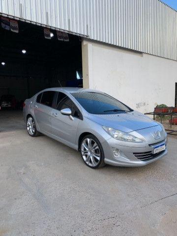 Peugeot 408 2012