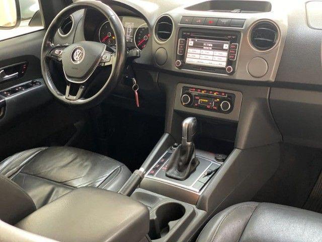 2016 Volkswagen Amarok Highline CD 2.0 4X4 Diesel AUT - Foto 18